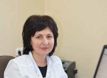 Выхристенко Людмила Ростиславна