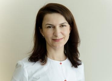 Лисичёнок Ирина Александровна